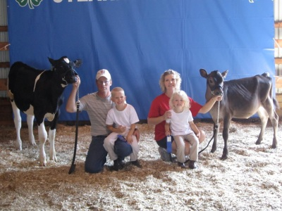 All of us at the Stearns County Fair